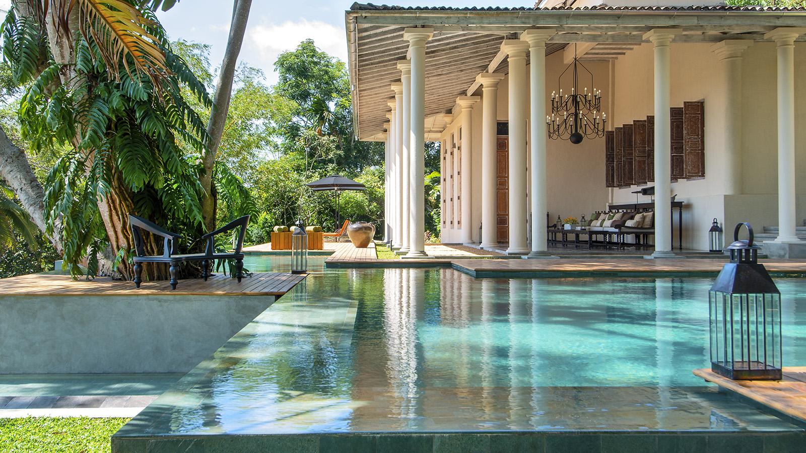 luxury pools Perth
