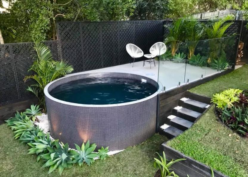 Precast Plunge Pool