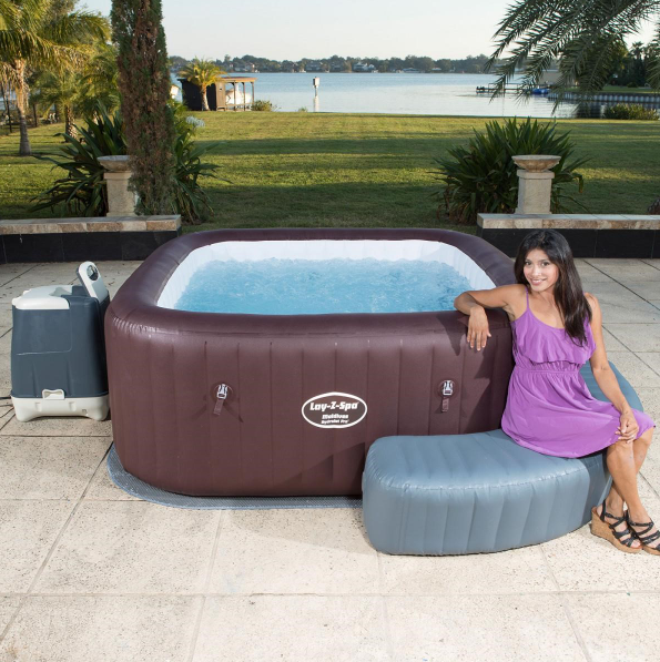 best portable spa